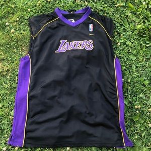 Early 2000s Los Angeles Lakers Tank Top